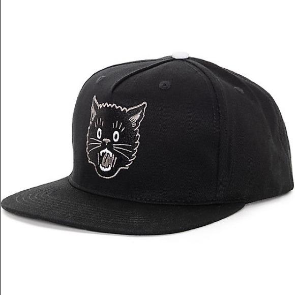 fdb21fdc462 Cat SnapBack hat zumiez. M 5b2097dbfe5151a19f70e572. Other Accessories ...